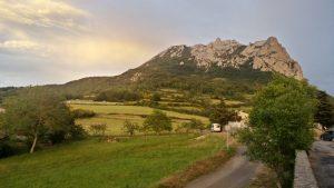 Der heilige Berg Bugarach