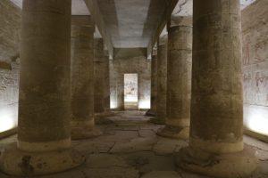 Der Osiris Tempel von Abydos