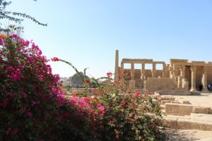 Der Isis Tempel