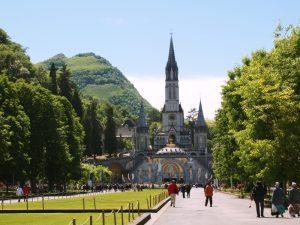 Lourdes in Frankreich