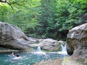 Die Fontaine des Amours - Quellen der Liebenden