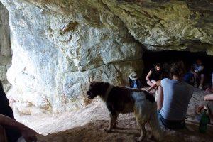 Die Höhle von Maria Magdalene und Jesus Christus bei Rennes le Chateau